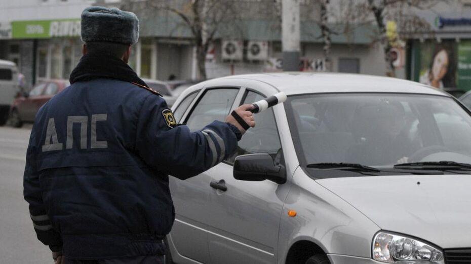 Рейд по любителям выезжать на встречку пройдет в Воронеже
