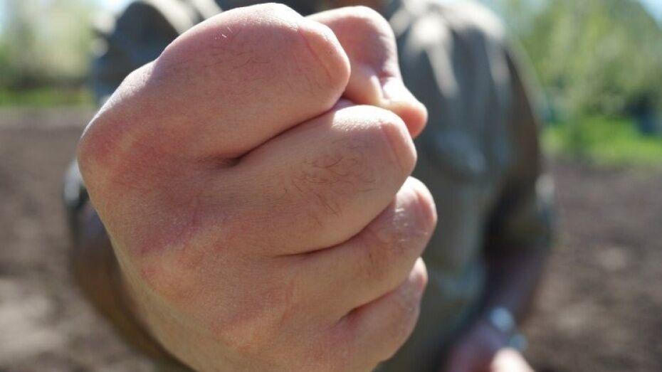 Житель Воронежской области получил 8 лет колонии за неосторожное убийство приятеля