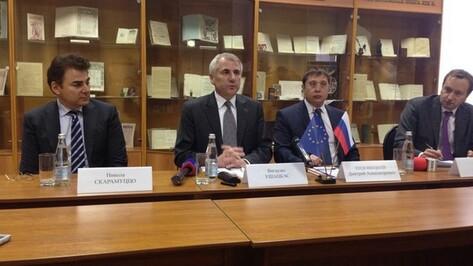 Глава миссии Евросоюза в России объяснил воронежцам цель санкций против РФ