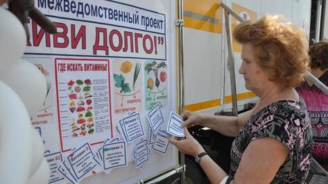 Павловская районная больница стала лучшей в реализации проекта «Живи долго»