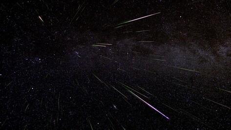 Воронежцы увидят самый мощный за десять лет метеорный дождь