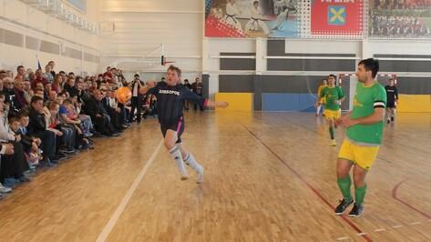 В Хохольском районе пройдут соревнования по мини-футболу