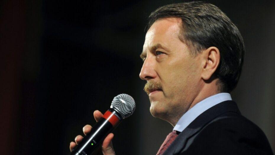 Воронежский губернатор вернулся в тройку лидеров медиарейтинга глав ЦФО