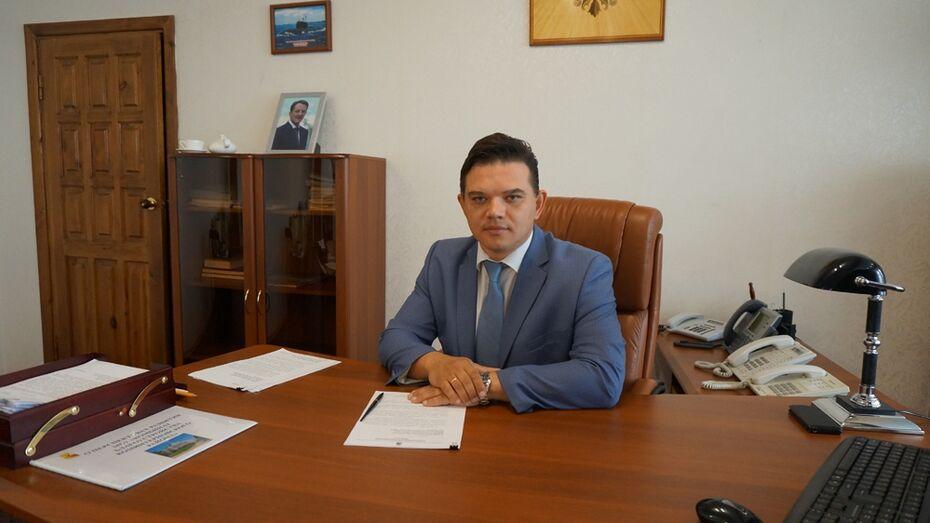 Гордума утвердила Алексея Медведева в должности главы управы Коминтерновского района