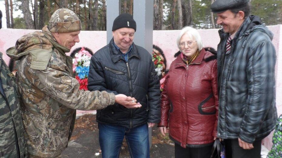 В Верхнехавском районе родственникам вернули орден героя войны