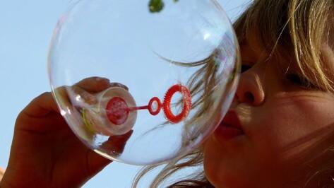 Флешмоб по запуску мыльных пузырей состоится в Воронеже
