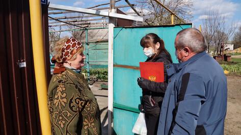 В районе Воронежской области волонтеры ускорили доставку помощи пенсионерам