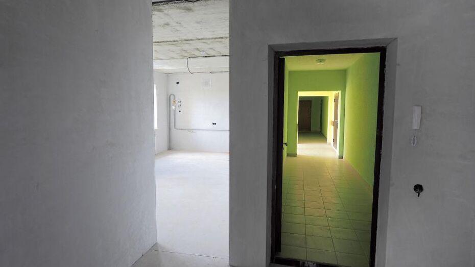 Для воронежских детей-сирот застройщики сдадут 280 квартир в 2021 году