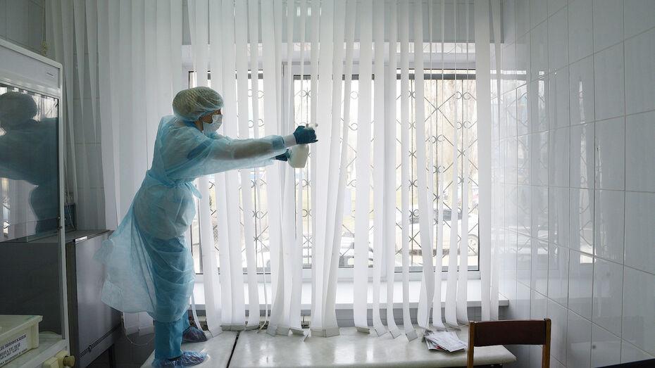 COVID-19 заразились 208 жителей Воронежской области за сутки