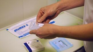 Около 72 тыс жителей Воронежской области получили оба компонента вакцины от ковида