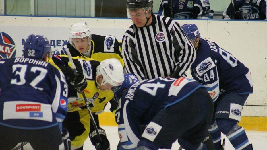 Хоккеисты «Россоши» проиграли в Зеленограде по буллитам