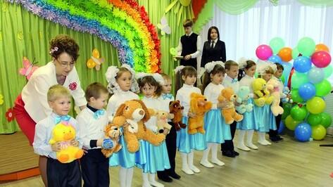 В поселке Абрамовка Таловского района построят детский сад