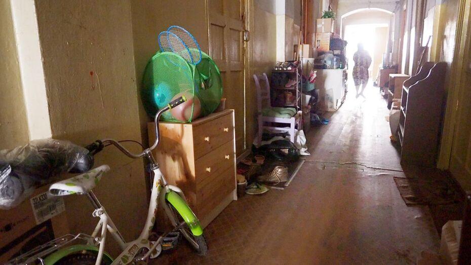 «Все сгнило». Почему жильцы аварийного дома в Воронеже попросили помощи