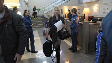 Воронежские туристы вернулись домой из Египта