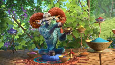 Воронежская студия анимации выложила трейлер мультфильма «Волки и овцы: ход свиньей»