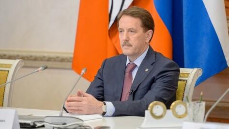 Воронежский губернатор вошел в Совет при президенте РФ по стратегическому развитию