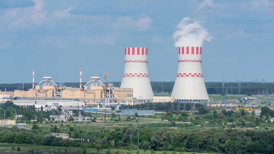 Второй энергоблок Нововоронежской АЭС-2 вышел на 50% мощности