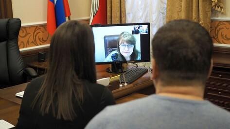 Общероссийский день приема граждан в Воронежской области перенесли на другую дату