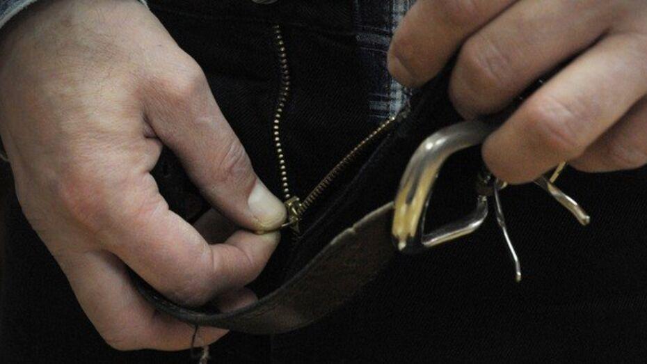 Снявший штаны перед девочками в Калаче пенсионер-эксгибиционист получил 4 года тюрьмы