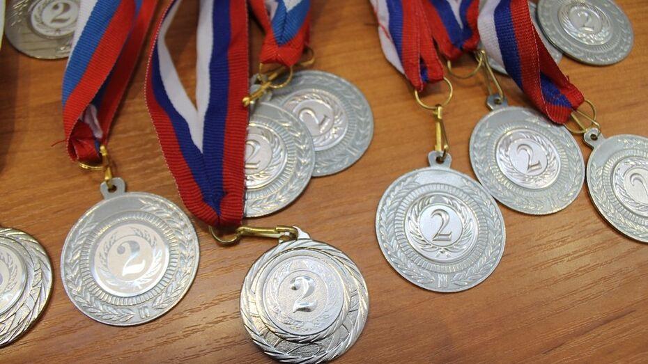 Воронежские борцы получили восемь медалей первенства ЦФО