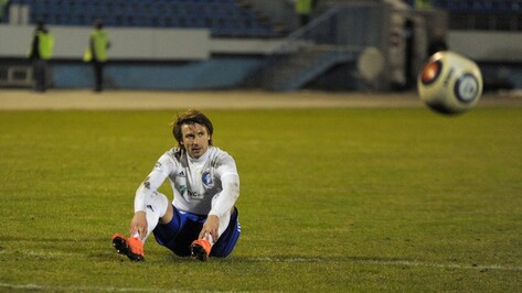 Экс-игрок воронежского «Факела» Александр Касьян: «У команды нет серьезных задач»