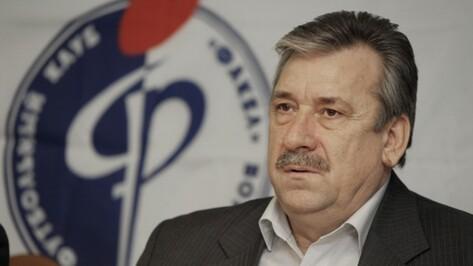 Президент воронежского «Факела» опроверг слухи о смене тренера