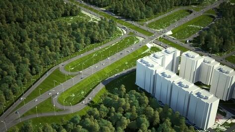 В течение двух лет в Воронеже построят три двухуровневых транспортных развязки