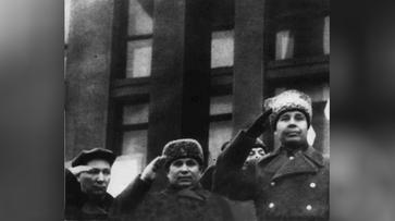 Незаслуженно забытый. Как прошел парад 7 ноября 1941 года в Воронеже