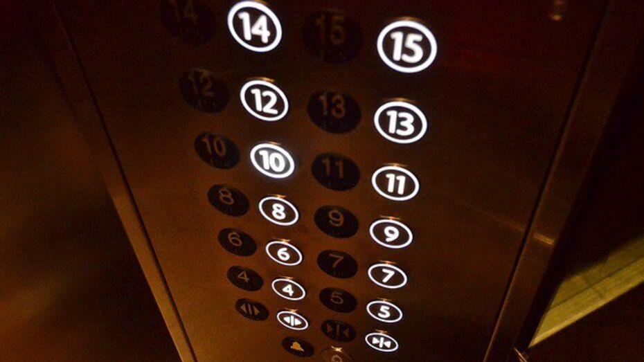 В Воронежской области потратят 226 млн рублей на замену 121 лифта