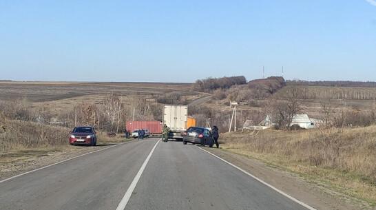 Суд наказал отвлекшегося водителя фуры за смертельное ДТП под Воронежем