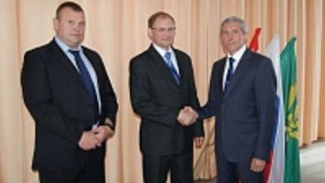 Алексей Комиссаров стал главой Поворинской районной администрации