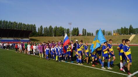 Хохольские школьники победили на XVII областной спартакиаде учащихся