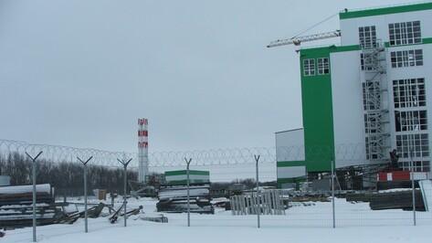 Обрушение крана в Воронежской области мог вызвать шквальный ветер