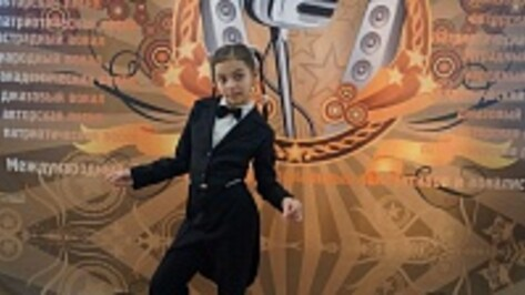 Новоусманская школьница стала победительницей  международного фестиваля вокалистов