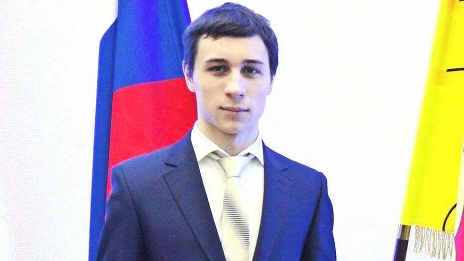 Семилукское молодежное правительство получило нового председателя