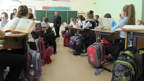 В Воронеже 5 первых классов в школе №101 закрыли на карантин