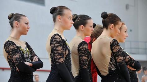 На первый Кубок России по эстетической гимнастике в Воронеж приехали 400 спортсменок