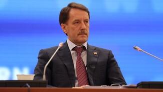 Предвыборный штаб Алексея Гордеева возглавит известный воронежец
