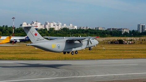 Первый образец воронежского Ил-112В прилетел на международный форум «Армия-2021»