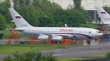 В Воронеже построили самолет Ил-96-300 для президентского авиаотряда