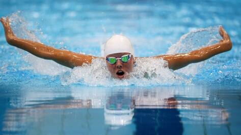 Воронежская пловчиха Дарья Стукалова взяла «серебро» и «бронзу» на чемпионате мира IPC