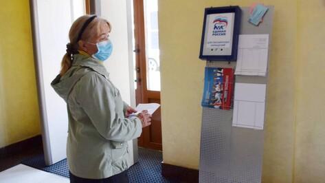 За 10 дней в воронежское отделение «Единой России» обратились более 3 тыс жителей