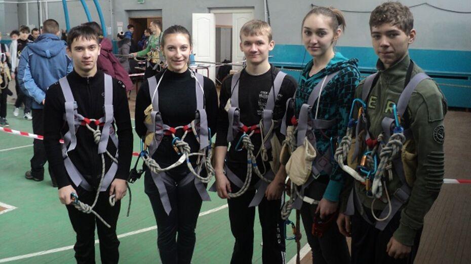Подгоренские школьники победили в областных соревнованиях по туризму
