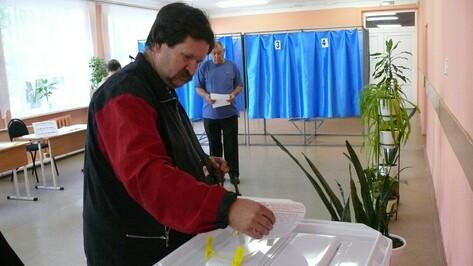 В Поворинском районе за Алексея Гордеева проголосовали 89,36 % избирателей
