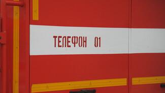 Из-за неосторожного обращения с огнем погиб житель Воронежской области