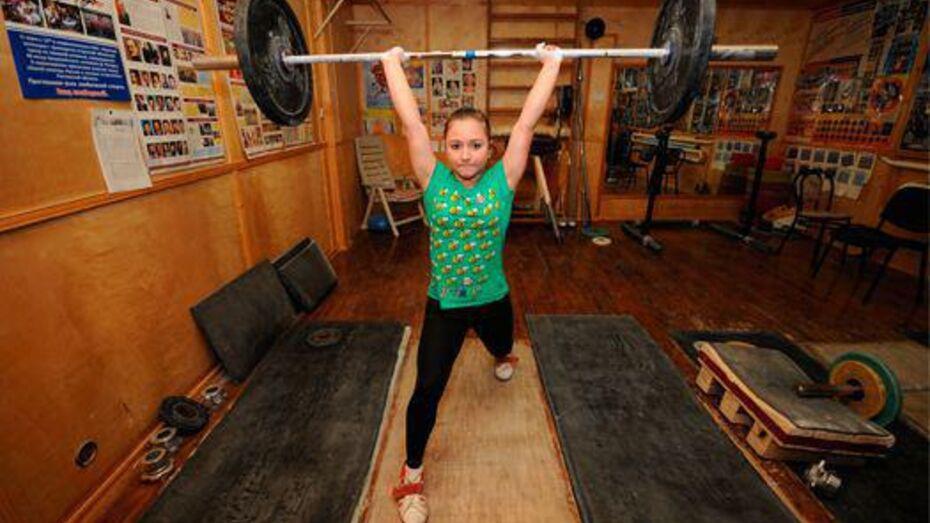 Воронежская тяжелоатлетка выиграла первенство России