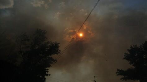 Воронежские спасатели вновь объявили штормовое предупреждение из-за жары