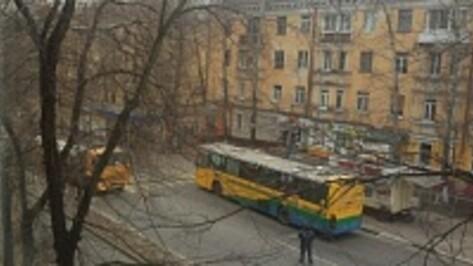Сбивший воронежскую пенсионерку «КамАЗ» ехал на зеленый свет