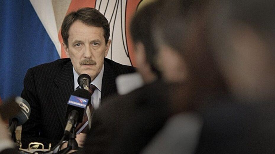 Алексей Гордеев второй месяц подряд занимает высокую позицию в рейтинге влияния глав субъектов РФ