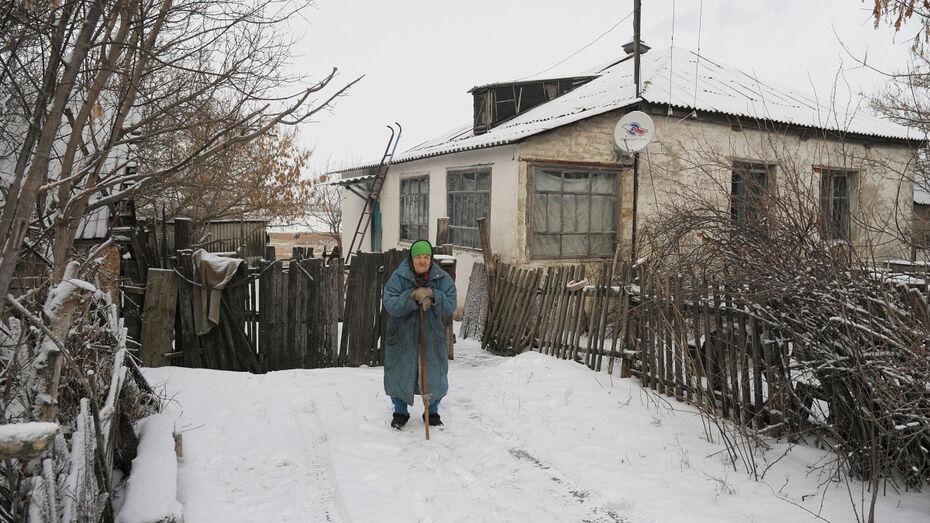 В Воронежской области скорректировали сроки доставки пенсии в январе